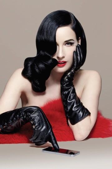 Madam X Black
