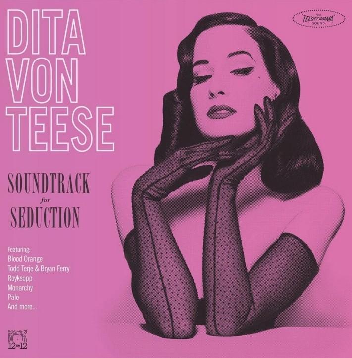 Дита фон Тиз диск Soundtrack for seduction