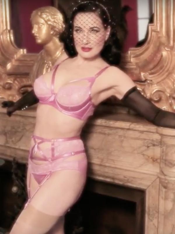 Madam X Paradise Pink