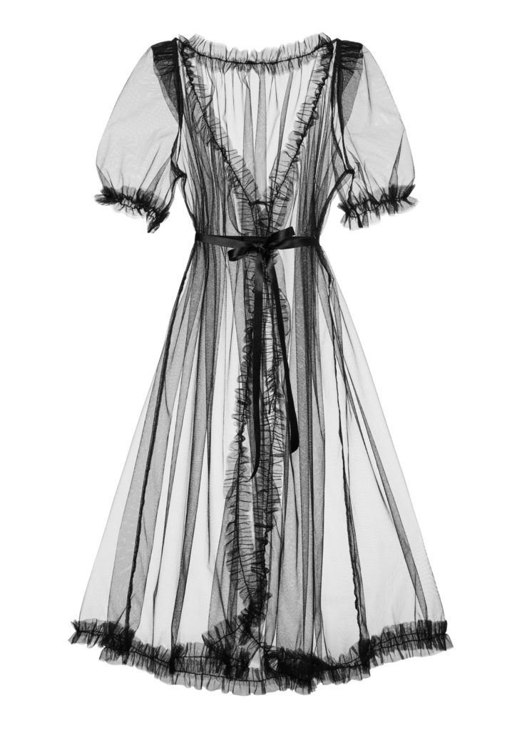 Vintage Sheer Gowns