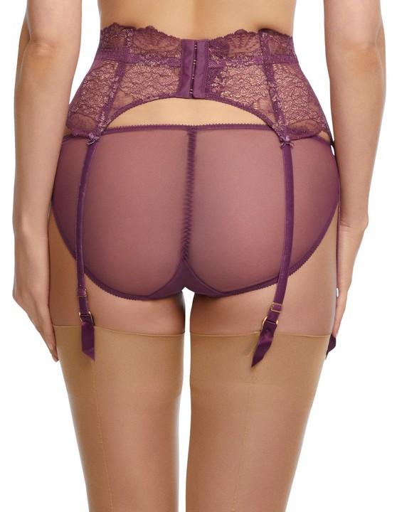 Lurex lace – Amethyst